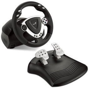DRIVER FOR GENIUS TWIN WHEEL F1