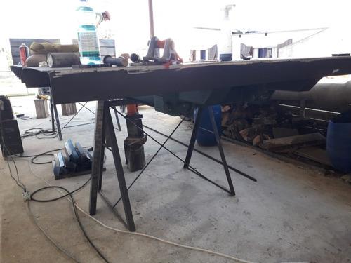 volcadora de fabricación nacional
