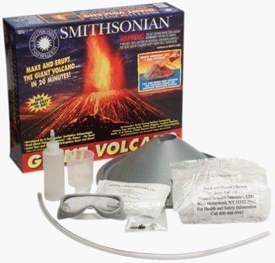 volcán gigante smithsonian