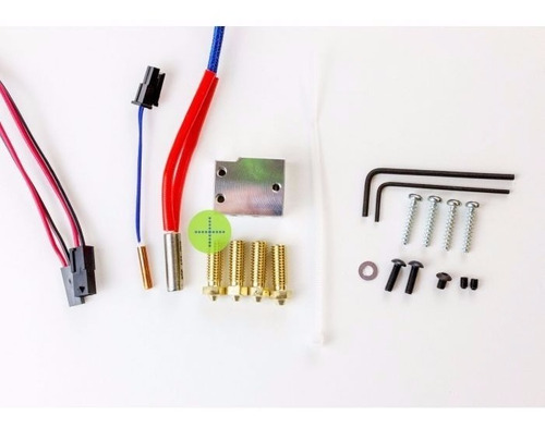 volcano hotend upgrade kit original ( uk ) :: printalot