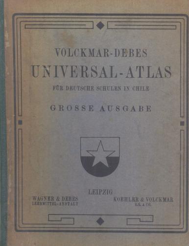 volcmanr debes. universal atlas- ausgabe grosse