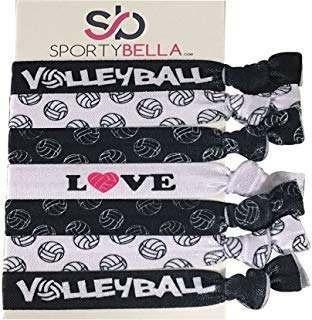 voleibol voleibol accesorios para el pelo, goma envio gratis