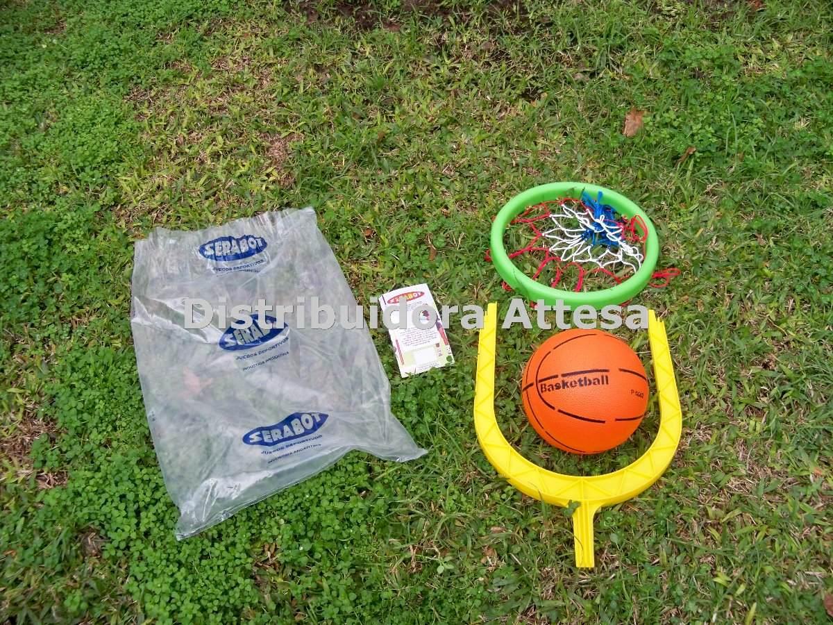 6c40b894c735d Voley 8 Caños Futbol Tenis Basquet Tenis Serabot 4 En 1 -   3.189