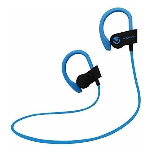 volkano carrera serie auriculares deportivos bluetooth