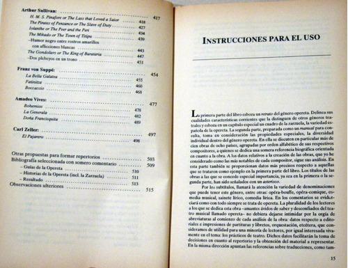 volker klotz. zarzuelas y operetas y otro. lote 2 libros