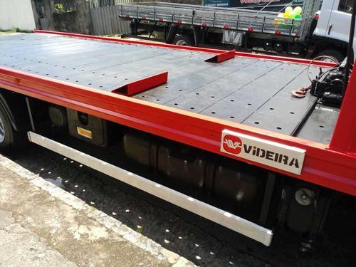 volks 10160 com plataforma de 6 mts com asa delta