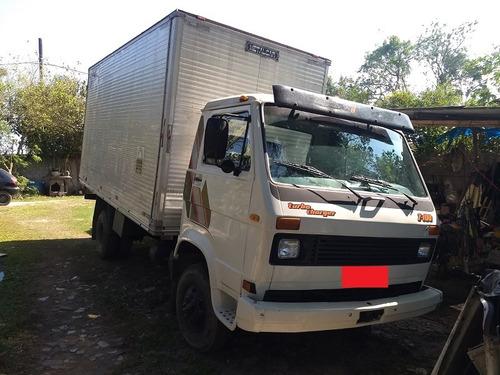 volks - 7110 -s- ano 1993 - baú - 5.50 mts - aceito - carro.