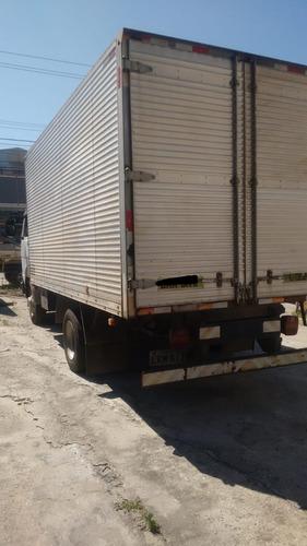 volkswage caminhão 8150 bau frigorifico aparelho thermo king