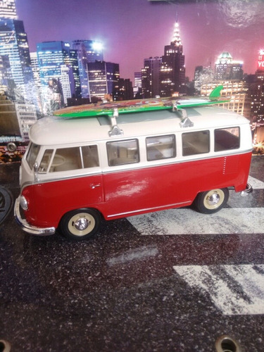volkswagem 1/24 ano 1961 welly
