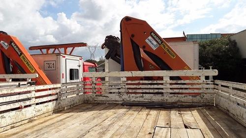 volkswagem 17-190 4x2 ano 2014/2014 munck / cabine suplemen