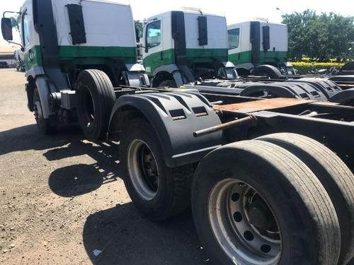 volkswagem 24-250 6x2 no chassi 3 unidades
