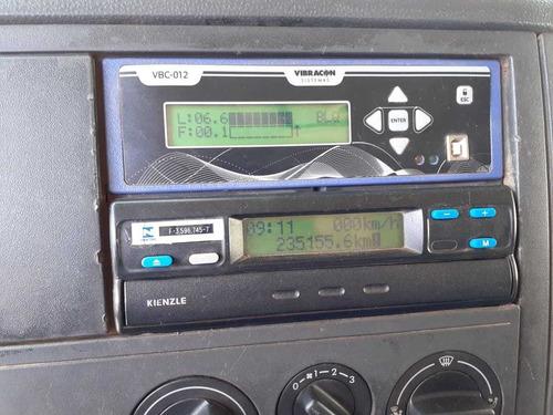 volkswagem 31-320 6x2 ano 2009/2010 caçamba basculante meia
