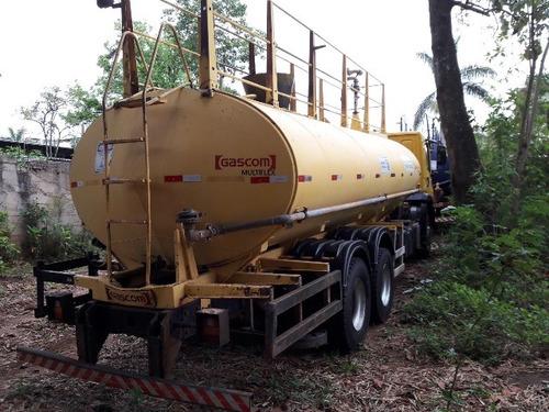 volkswagem 31-330 6x4 ano 2013/2013 tanque pipa gascom
