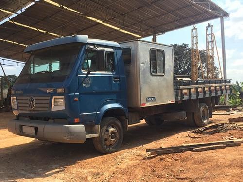 volkswagem 9-150 4x2 ano 2008 cabine suplementar