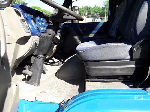 volkswagem 9-150 4x2 ano 2008/2008 cabine suplementar 10