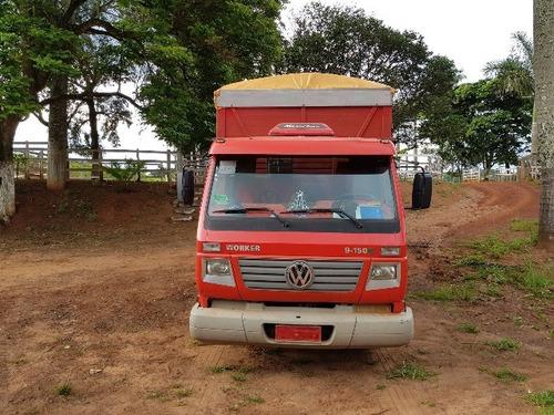 volkswagem 9-150 4x2 cummins 2009/2010 boiadeiro lindo !!!!