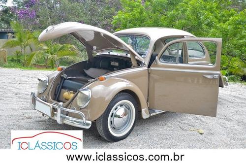 volkswagem fusca 1300 1969 fusquinha