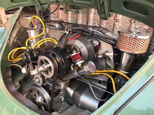 volkswagem fusca 1969 1.7 garagem retrô