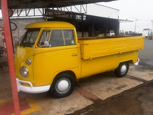 volkswagem kombi pick-up