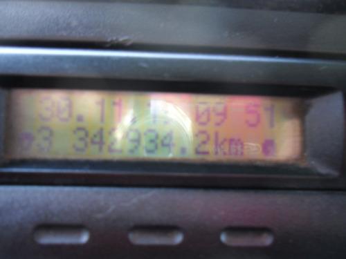volkswagem vw 25320/ 2012 6x2 teto alto
