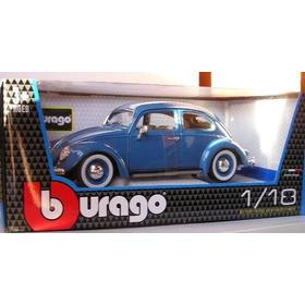 Volkswagen  Fusca1955 1/18 Bburago12029