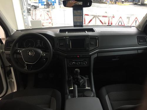 volkswagen 0km 2020 amarok comfotrline  4x4 aut v6 258cv vw