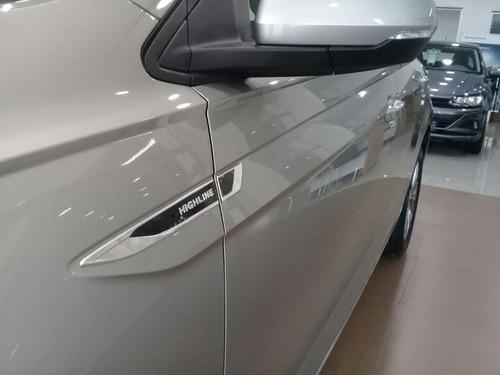 volkswagen 0km 2020 polo 1.6 msi 110cv highline aut vw