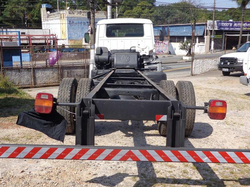 volkswagen 13 180 worker toco unico dono baixa km