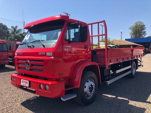 volkswagen 13-190 4x2 2013/2014 - ativa caminhões