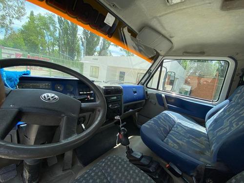 volkswagen 13180 atmosférico  mwm a bomba 200.000km  nqnmaq
