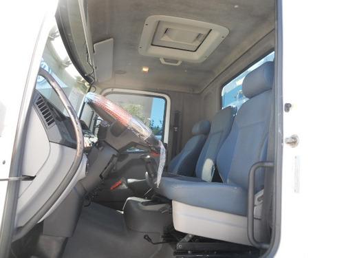 volkswagen 13.180 branco 2008/2009 carroceria