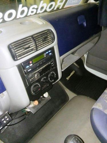 volkswagen 13.180 - chasis balancín con furgón térmico -2011
