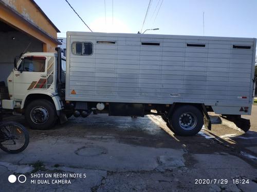 volkswagen 14150 furgón. vendo permuto financio.