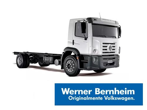 volkswagen 15-190 constellation robust 0km - werner bernheim