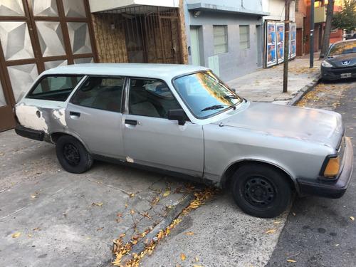 volkswagen 1500 rural 1986