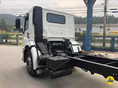volkswagen 15190 2012 chassis 6,50 metros