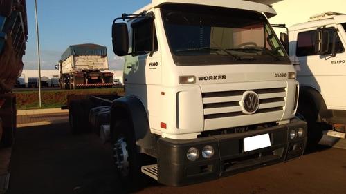 volkswagen 15.190 worker 4x2 ano 2013/14