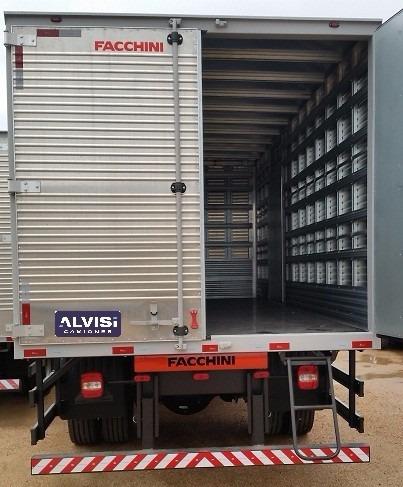volkswagen 15.190 workwer c/ furgón de fábrica !!! 0km