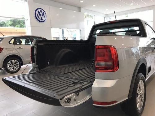 volkswagen 1.6 saveiro cabina doble comfortline 2020 my21 33