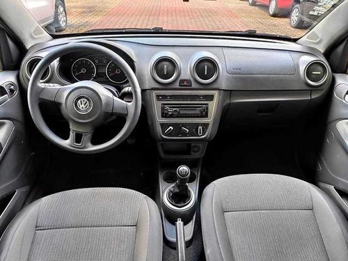 volkswagen 1.6 trendline geração 6 4p