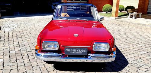 volkswagen 1600 4 portas luxo 1969- hs michielon