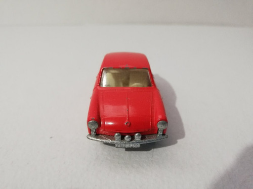 volkswagen 1600 tl matchbox series by lesney