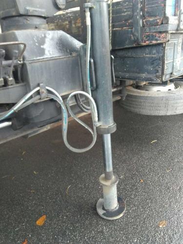 volkswagen 17-180 com munck 3t worker 2006 4x2 c carroceria