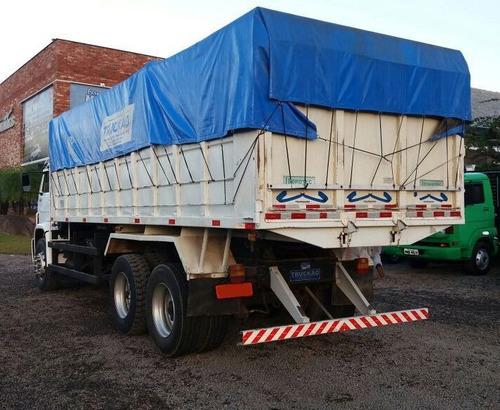 volkswagen 17-210 - caçamba agrícola -