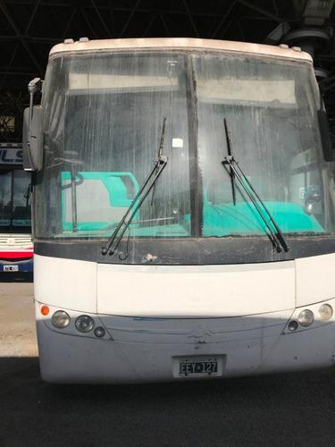 volkswagen 17-240 carrocería saldivia 49a 2003 blanco diesel