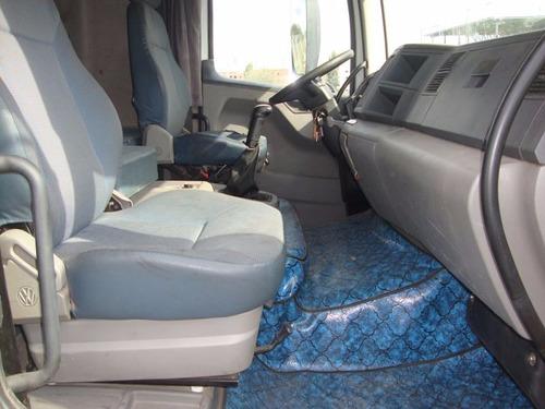 volkswagen 17-250 cabina dormitorio
