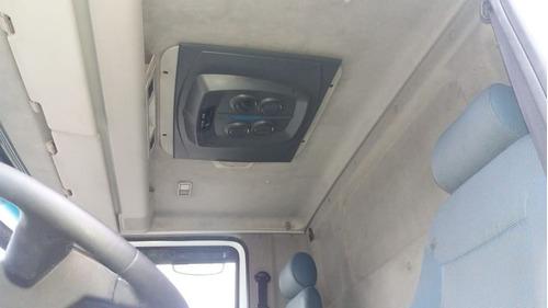 volkswagen 17-320 bitruck 8x2 no chassi