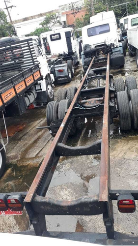 volkswagen  17210 - ano 2001 - chassis 11 metros