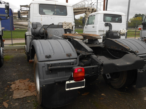 volkswagen 17.220/35  2008 tractor plato y 5ta rueda