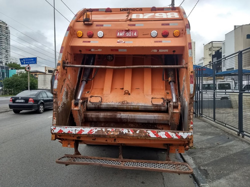 volkswagen 17.280 constelation 2013 compactador lixo